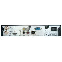 Receptor Satelite CRISTOR ATLAS HD 100 PVR LAN ENVIO GRATIS