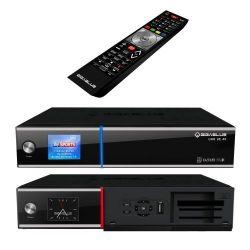 Gigablue Ultra UE 4k UHD 2xTuner FBC soporta tuners DVB-S2x