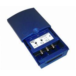 Amplificador de Mastil TDT UHF/DAB Triax MFA 611 2 salidas LTE