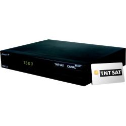 Receptor satelite Visiosat TVS 7600 TNT France Astra 4 años Envio Gratis