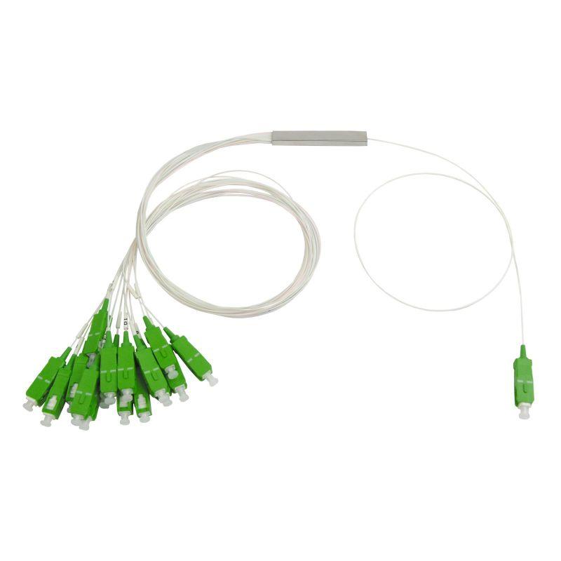 Séparateur optique SC/APC 16 sorties 1260-1650nm 14dB Televes