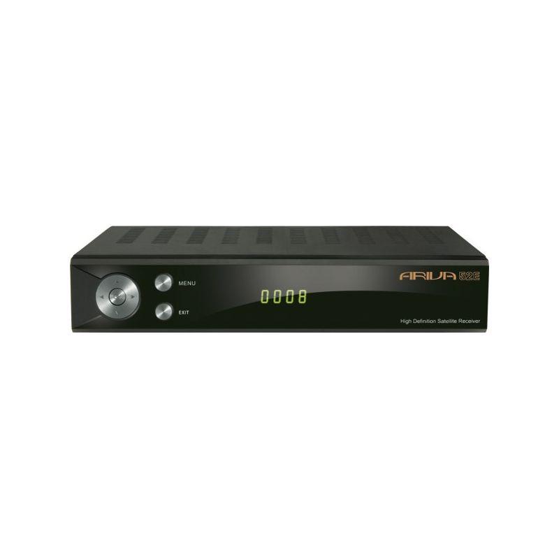 Ferguson Ariva 52e Receptor Satelite HD 1080 Multimedia 400 Mhz Envio Gratis