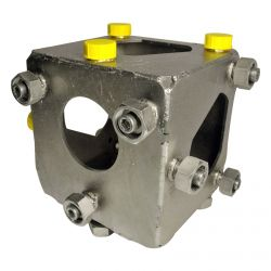 180 series Structural cube Zinc+RCP Televes