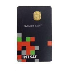 Carte TNT SAT pour Astra chaînes françaises 19e, 4 année d'abonnement