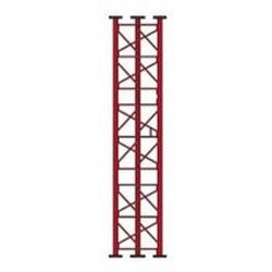 Section intermédiaire G.C + Peinture Tourelle rouge série 550 XL Televes