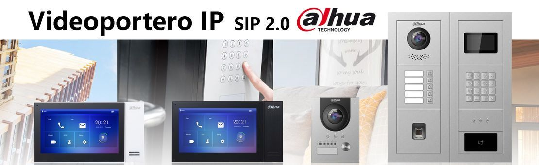 Videoportero IP Dahua